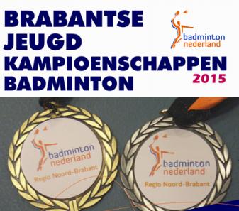 Uitnodiging Brabantse Jeugdkampioenschappen 2015