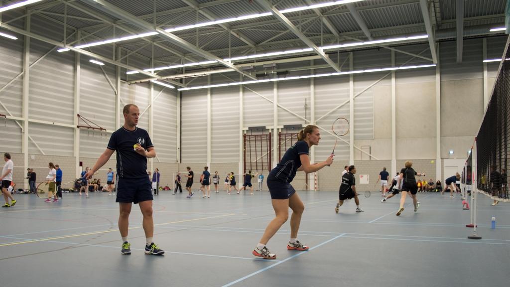 SeniorenCompetitie- (3 of 30) | Helmondse Badminton Bond Badmintonbond