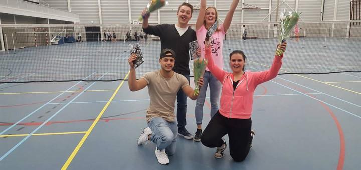 GEMERT PAKT HBB TITEL | Helmondse Badminton Bond Badmintonbond