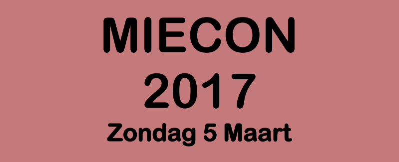 Uitnodiging MieCon seniorentoernooi 2017