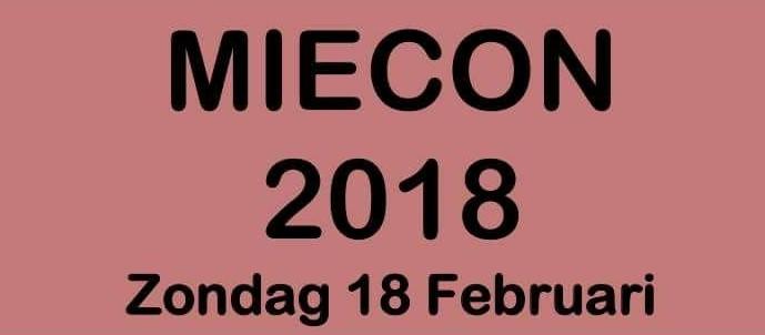 Uitnodiging MieCon Senioren 2018