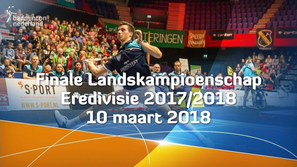 Kom naar de finale Landskampioenschap Eredivisie in 's-Hertogenbosch!