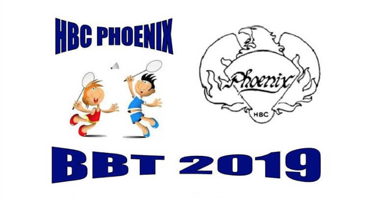 Uitnodiging Bedrijven Badminton Toernooi 2019