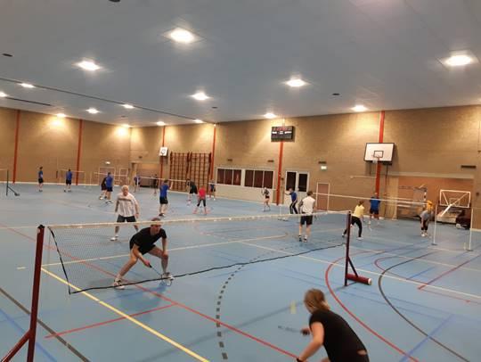 Badminton vereniging Heeze zoekt nieuwe trainer